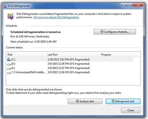 make laptop fast without antivirus