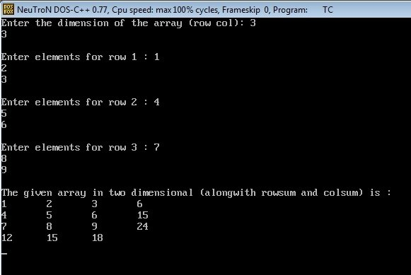 c++ dynamic memory example