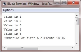 java for each for loop
