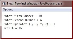 Addition in Java