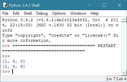 Python Program to Find Transpose of Matrix